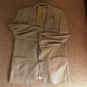 Burberry Sport Coat Mens 44r